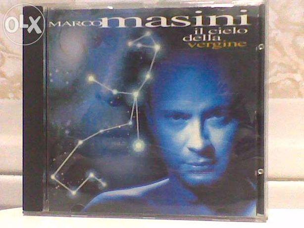 CD Marco Masini (Italiano)-Oferta Portes