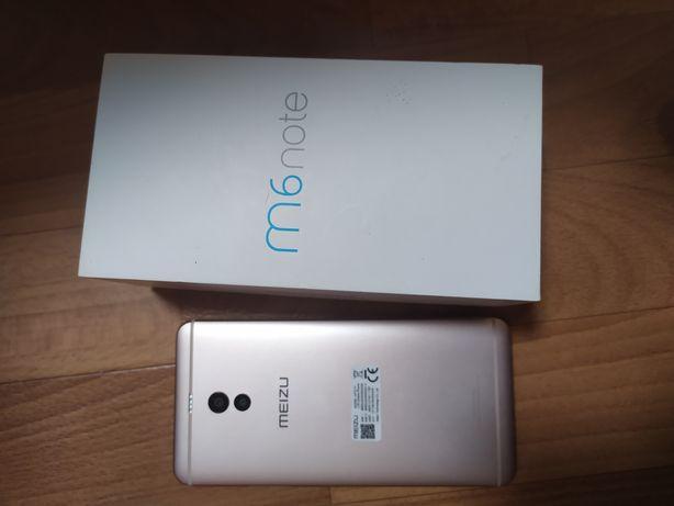 Продам смартфон MEIZU 6 note