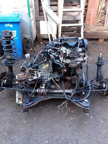 Двигун VW гольф 4 або джета 1.6 бензин у повній комплектації
