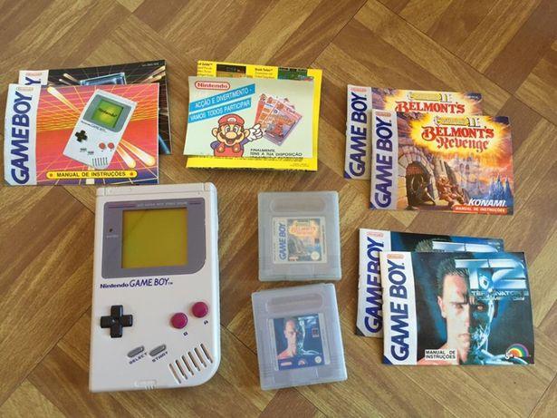 Game Boy 1ª edição