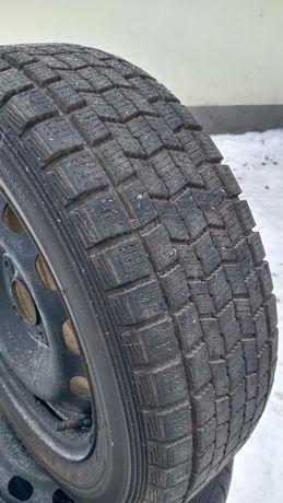 Продам зимние колеса на стальных дисках 195/60R15 880