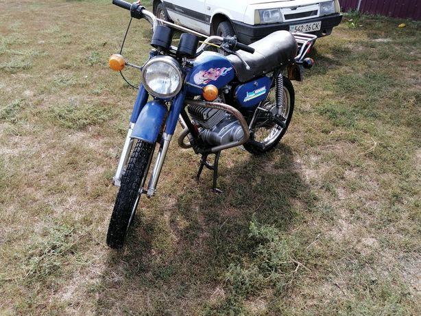 Мотоцикл Минск .