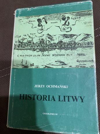 Ochmański Historia Litwy