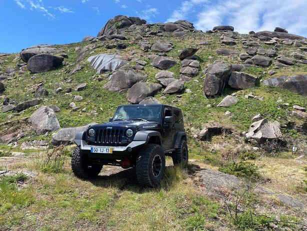 Jeep Wrangler Full Extras
