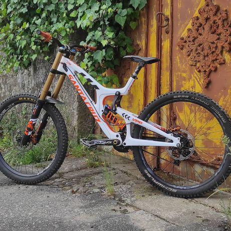 Bicicleta santa cruz v10 27.5, Downhill