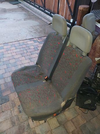 Fotel dwójka przód Vw t4 1999.