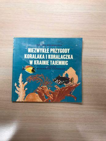 Niezwykłe przygody Koralka i Koraleczka w krainie tajemnic BAJKI PRL