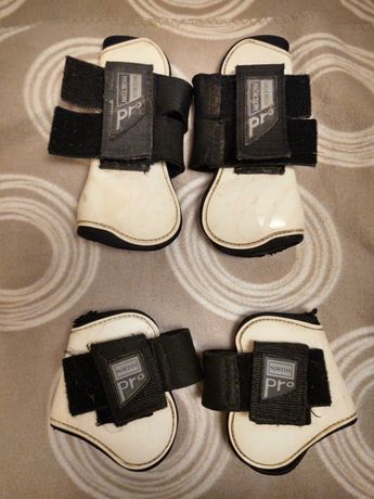 Ochraniacze Norton full komplet na 4 nogi białe nowa cena