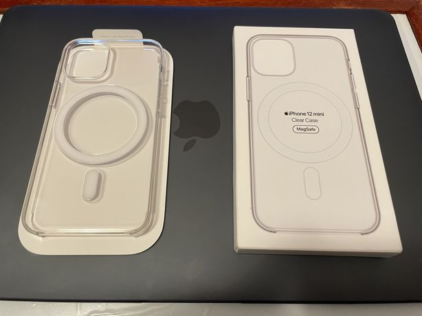 Capa MagSafe iPhone 12 Mini ORIGINAL