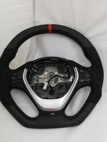 modyfikowana kierownica bmw f30!!