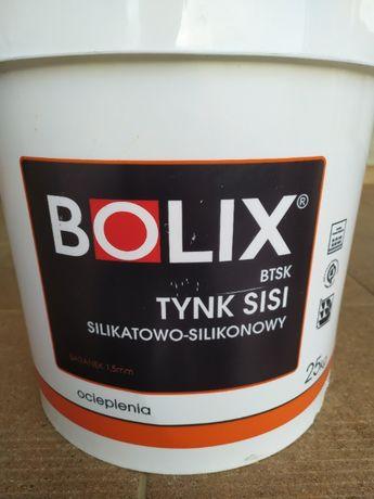 Tynk silikonowo-silikatowy SISI BOLIX