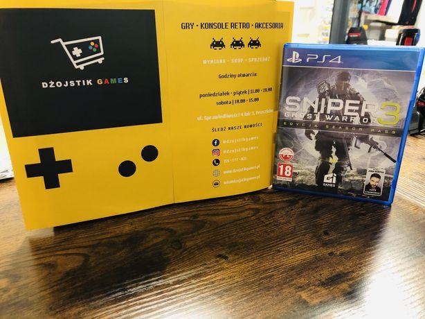 Sniper 3 Ghost Warrior Ps4 ( Możliwa Wymiana ) Dżojstik Games