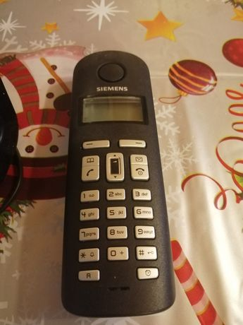 Telefon stacjonarny Siemens