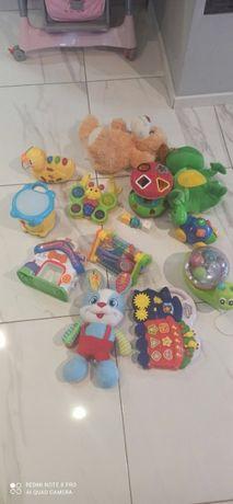 zabawki interaktywne fisher smily play