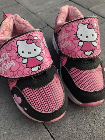 Adidasy Hello Kitty rozm 24