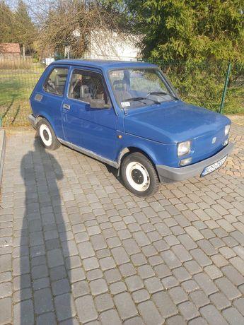 FIAT 126P 2000r elegant