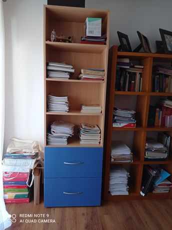 Estante para livros quarto criança