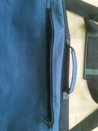 torba, listonoszka, na ramię, na laptopa