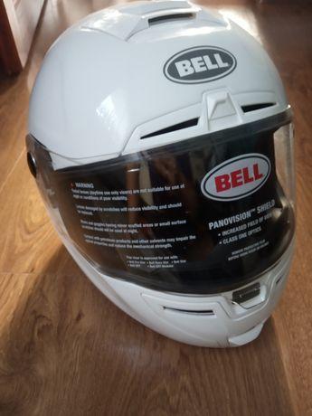 Nowy Kask motocyklowy Bell model SRT rozmiar L