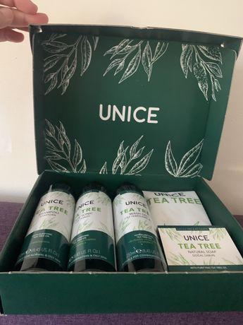 Набор косметичкский новый UNICE TEA TREE
