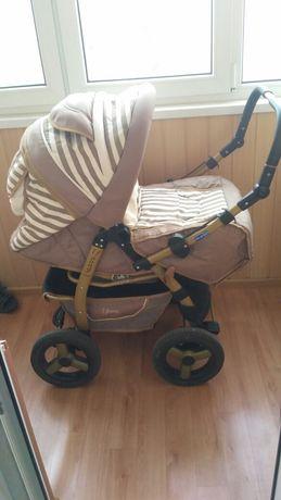 Продам детскую коляску Adamex Young