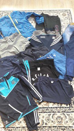 Ubrania dla chłopaka