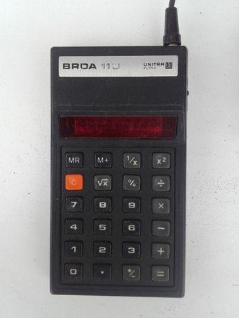 Kalkulator Unitra BRDA 11U PRL