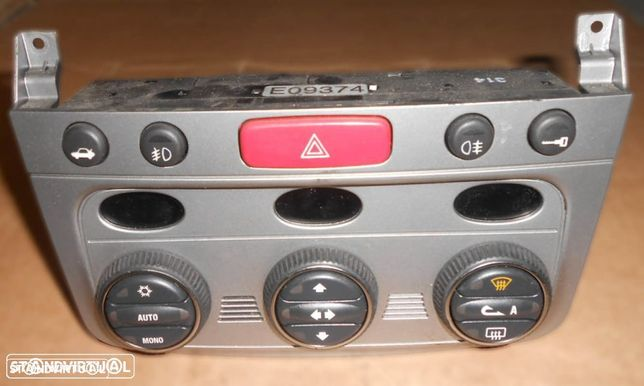 Comando sofagem ac Alfa Romeo GT (2005) 01560513730 FTC52492079