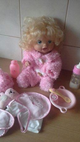 Interaktywna lalka Baby Alive, j.pol