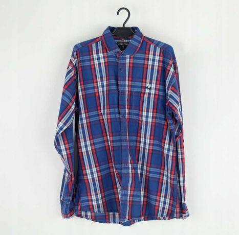 Koszula męska kratka XL