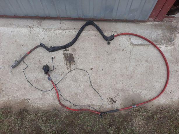 BMW E60 E61 Kabel przewód akumulatora plusowy