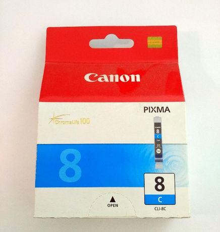 Картридж Canon pixma CLI-8C