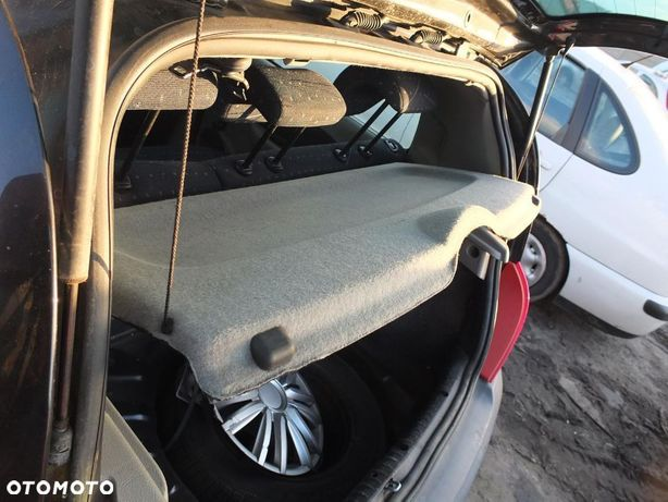 Tylna półka do Renault Clio II lift 2002 r. 5D 1.2 16V 75KM lakier  NV676