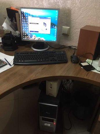 Продаю б.у. компьютеры с мониторами, принтеры, сканеры