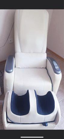 Fotel elektryczny do masażu