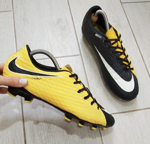 Копи. Бутси. Nike Hypervenom Phelon III FG. Оригінал. 43р.