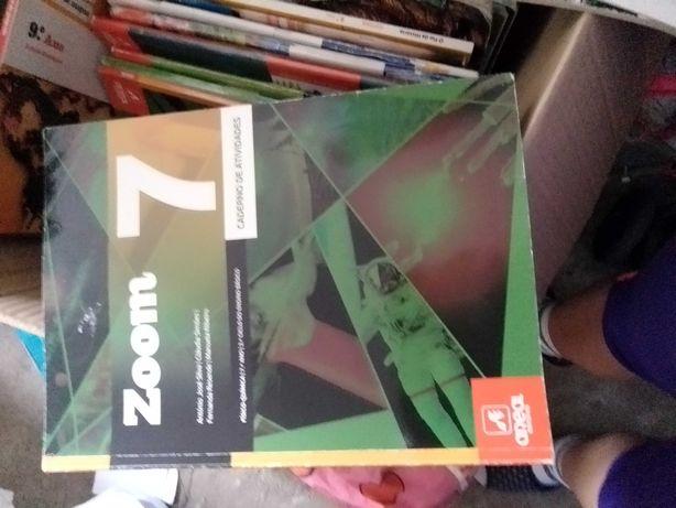 Manual/Livro de Fichas /atividades-Diversos 7º ano