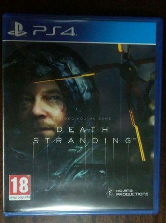 """Игра для Ps4 """"Death Stranding"""""""