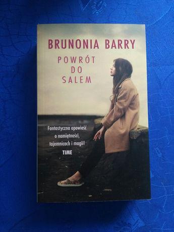 Powrót do salem Brunonia Barry