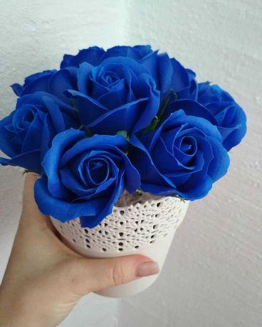 Подарок ко дню матери! Букет из мыльных роз
