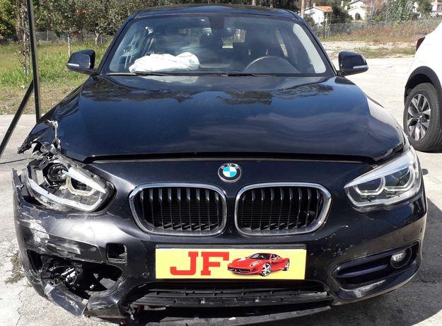 BMW Serie 1 116 D Line Sport Auto NACINAL (2019)