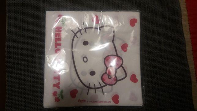 Serwetki urodzinowe Hello Kitty NOWE