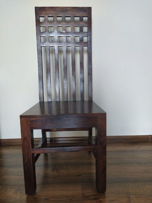 OKAZJA TANIO ! Krzesła w stylu kolonialnym Lublin - image 1