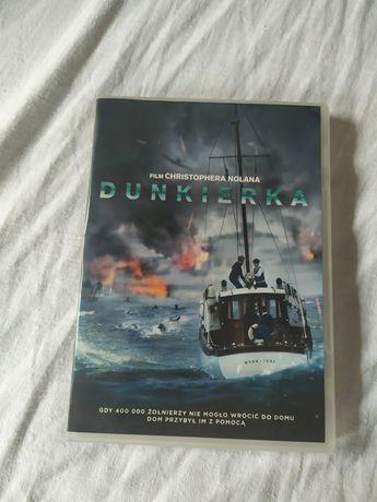Film DVD Dunkierka - Christopher Nolan