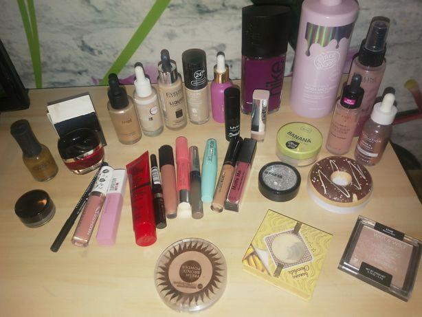 Zestaw duzy kosmetyków jak nowe!