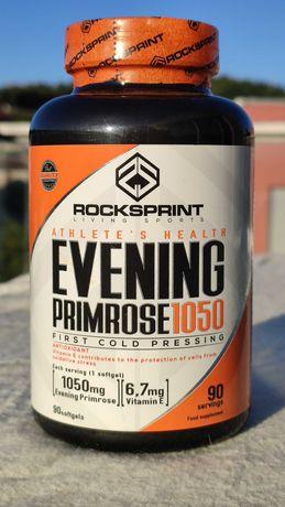 Evening Primrose (ONAGRA) 1050 Rocksprint NOVA e SELADA