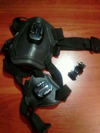 Нагрудный ремень крепления для камеры GoPro на собаку