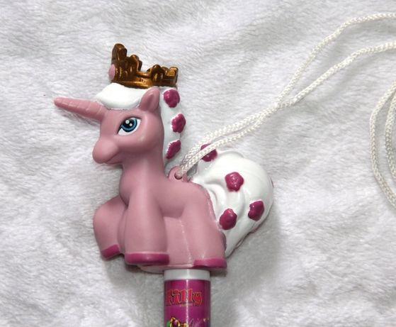 szminka błyszczyk jednorożec unicorn smyk disney loreal maybelline ysl