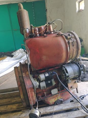 Продам двигун Д-21 (ХТЗ Т-25)