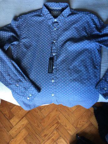 Camisa Thomas Pink London S